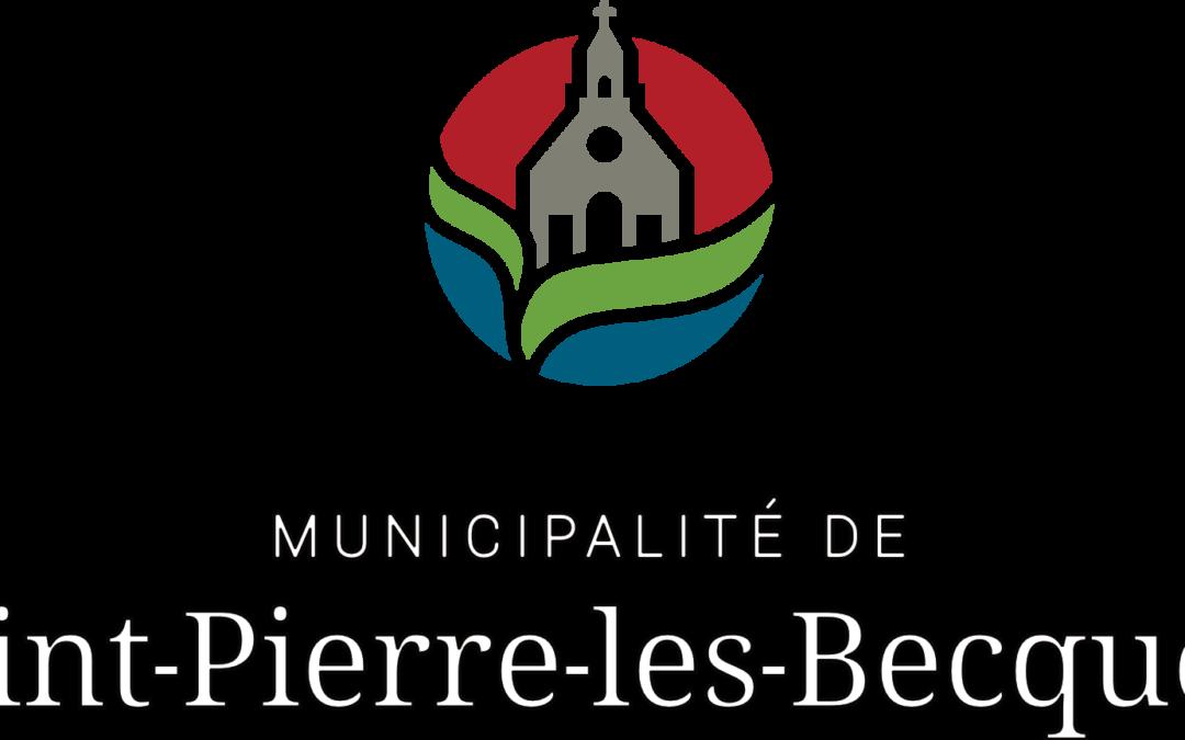 Fermeture au public- Bureau municipal