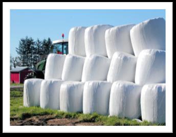 Collecte de plastique agricole