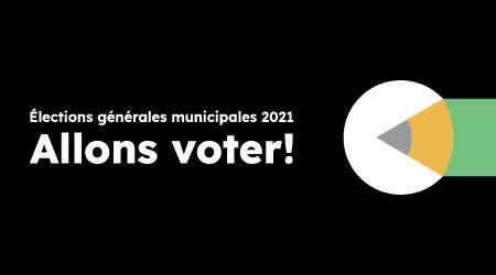 Élections municipales 2021 – Liste électorale